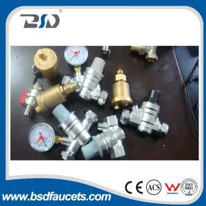Quality Adjustment pressure regulator valve for sale