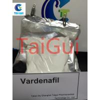 China High Purity Male Sex Hormones Vardenafil / Levitra for Sex Enhancer Powder wholesale