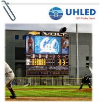 Quality Big Sports Synchronous DIP LED Screen Waterproof ,Stadium Video Display  for sale