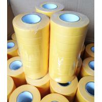 China Small paper core crepe paper backing material masking tape for painting industry wholesale