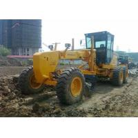 China Diesel Hydraulic Construction Grader Machine With Front Blade Rear Ripper wholesale