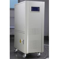 China High Efficiency Automatic Voltage Stabilizer 10KVA - 90KVA CPU Intelligent Controlled on sale