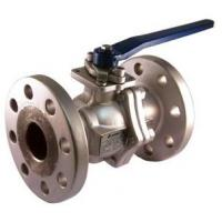 China 2 Pieces A105 Reduced Port Floating Ball Valve Class150 1.5 wholesale