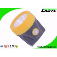 Buy cheap Outdoor  Cordless LED Mining Light USB Recharge 3.7V 3W With Clip from wholesalers