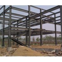 Wholesale Fire Proof Multi Storey Steel Commercial Buildings Flexible For Shopping Centers Easy Erection from china suppliers