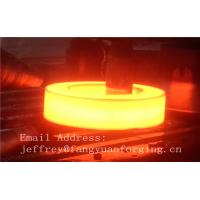 Quality Rough Machining Carbon Steel Forged Sleeves Hot Rolled Cylinder Max Length 1200mm for sale