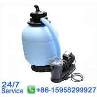 16 Complete Sand Filter System Above Ground Swimming Pool Filter Systems T616 Of