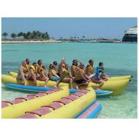 China 2013 Hot selling summer promotion inflatable water boat for 10 persons wholesale