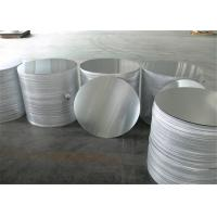 China Hot rolled aluminum disk 1050 1060 1100  with deep drawings  for cookware wholesale
