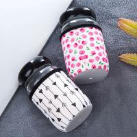 Buy cheap Personalized Baby Glass Water Bottle , Reusable Baby Milk Bottle Portable from wholesalers