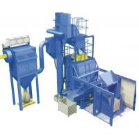 Buy cheap Automatic Unloading Automatic Unloading Blast Cleaning Machine from wholesalers