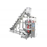 China High Speed Vertical Form Fill Seal Machine With Multi Head Weigher Auger Filler wholesale