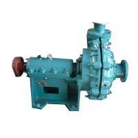 Quality Anti - Abrasion Horizontal Slurry Pump , Small Slurry Pump OEM /ODM Available for sale