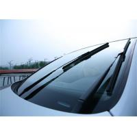 China Replacing Rubber Wiper Blades BMW , Wiper Replacement Blades WithPOM Adaptor wholesale