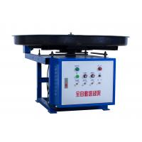 China Forward / Reversal Rotation Wire Decoiler 500kg With Wrap Lines Warning Function wholesale