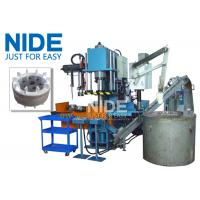 China Auto Four Working Station Armature Casting Machine For Aluminum Rotor Die Casting wholesale