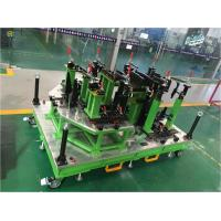 China Hood Assy Inspection Fixture Components , 2120kg Automotive Checking Fixtures wholesale