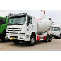 China HOWO 10 Wheeler 6 Cubic Metre Right Hand Drive Concrete Mixer Truck wholesale