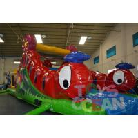 Quality Customized Indoor Funny  Inflatable Slides Attraction For Children for sale