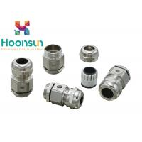 China Modified Rubber Permeable Type Air Breather Valve Cable Gland -40 - 100 Working Temperature wholesale