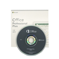 Office License Key Code Online Activation Office 2019 Professional Plus DVD Package