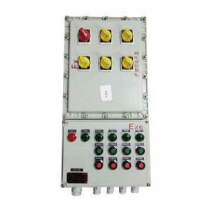 Cast Aluminum Explosion Proof Panel , BXD Series Power Distribution Board