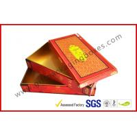 China Elegant Rigid Chocolate Packaging Boxes For Food Packaging , Foldable Promotional Gift Packaging Box wholesale