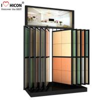 China Tiles Visual Merchandising Display Stands Flooring Customized wholesale