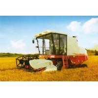 China 4LZ-3.5 rice combine harvester with international standard wholesale