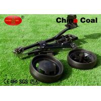 China Golf Trolley Green Black White Aluminum Frame Transportation Equipment E Golf Trolley wholesale
