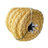 China 8 Strand Mixed Rope 72mm X 220m With 2 Meters Splice Eyes For Oil Tanker wholesale