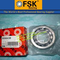China Mercedez Benz Auto Steering Bearings FAG 509043B Size 26.5*57*15mm wholesale