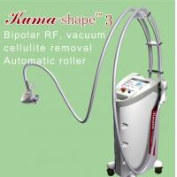 Buy cheap Fat Reducing Vacuum RF Slimming Machine With Massage Roller FDA Approved from wholesalers