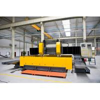China Double - Spindle CNC Plate Processing Machine Gantry Movable Type Flexible wholesale