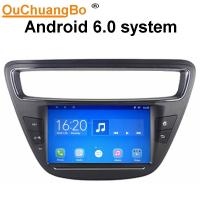 Buy cheap Ouchuangbo car radio gps navi android 6.0 for Chevrolet Lova 2016 with 3g wifi dual zone Bluetooth from wholesalers