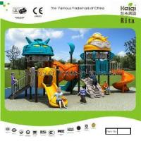China 2012 New Robot Series Outdoor Playground (KQ10112A) wholesale