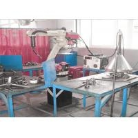 China Military Project Boiler Robotic Welding Systems Solution With Flexible Layout wholesale