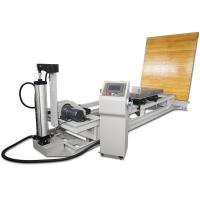 Buy cheap Digital Incline Package Impact Testing Equipment / Package Impact Tester from wholesalers