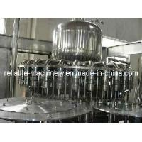 China Aseptic 250-200ml Juice Bottle Drink Filling Machine CGFR18-18-6 wholesale