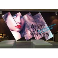 China Ultralight WiFi/4G/USB Indoor LED Poster Display Screen For Mall Advertising wholesale