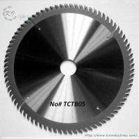China TCT Circular Saw Blade for Cutting Plastic wholesale