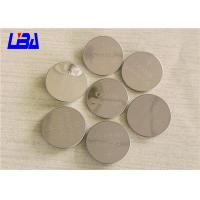 China High Energy Density CR2016 Coin Cell Battery , Watch 3 Volt Lithium Battery wholesale