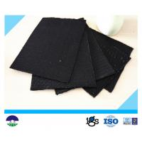 270G Monofilament Woven Geotextile Fabric High Filtration For Industry