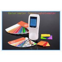 Quality Plastic color measuring spectrophotometer NS800 45/0 with Integrating Sphere for sale