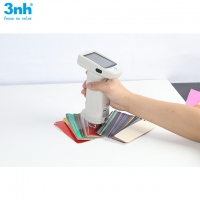 China CIE Lab 3nh Ts7600 D/8 Handheld Color Spectrophotometer wholesale