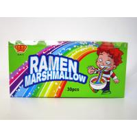 Buy cheap Delicious hand-pulled noddles mashmallow / taste soft and sweet / colorful mashmallow from wholesalers