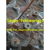 China 627 / 2ZR FAG Micro Ball Bearings Single Row for Automobile and Motorcycle wholesale