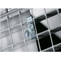 China Heavy Duty Galvanized Steel Grating Clips Power Plant Suit ISO 9001 Approval wholesale