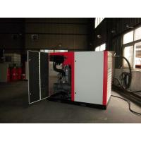 China 132kw Screw Type Direct Driven Air Compressor , Portable Rotary Screw Air Compressor wholesale