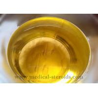 China Light Yellow Liquid Anabolic Steroid Injection Cutting Cycle Supplements Dynabol 200 wholesale